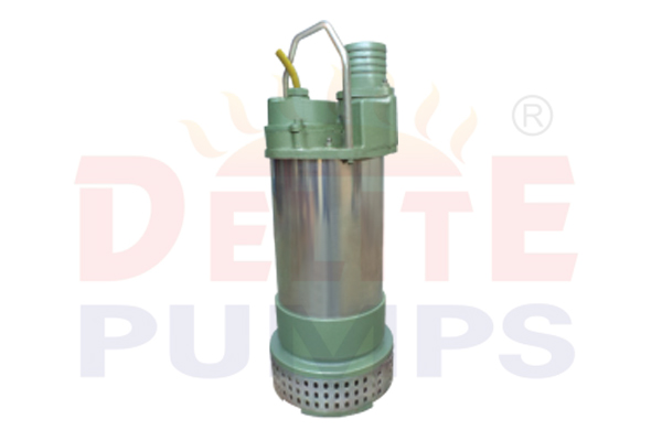 Submersible Dewatering Drainage Pump