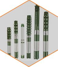 Three Fhase Submersible Pump